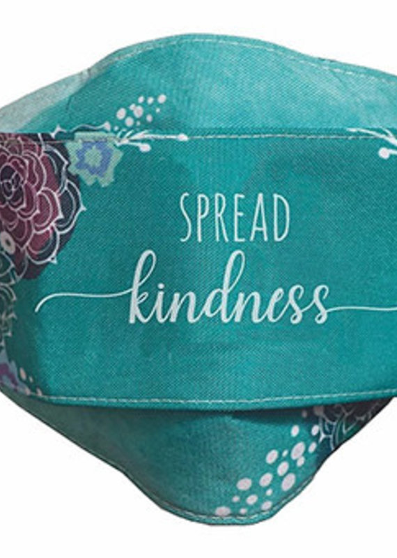 Abbey Gift Spread Kindness Face Mask
