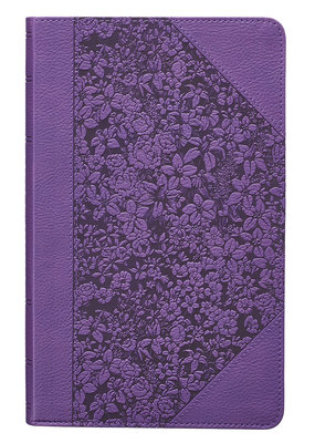 KJV Giant Print Purple Bible(CTA)