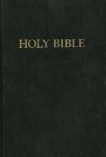 Hendrickson KJV Pew Bible Black Hardcover