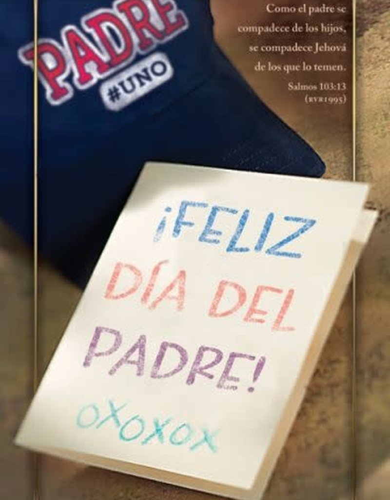 Spanish Father's Day Bulletin