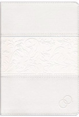 Kregel Publications Span-RVR 1960 Love Languages Devotional Bible-White Duotone