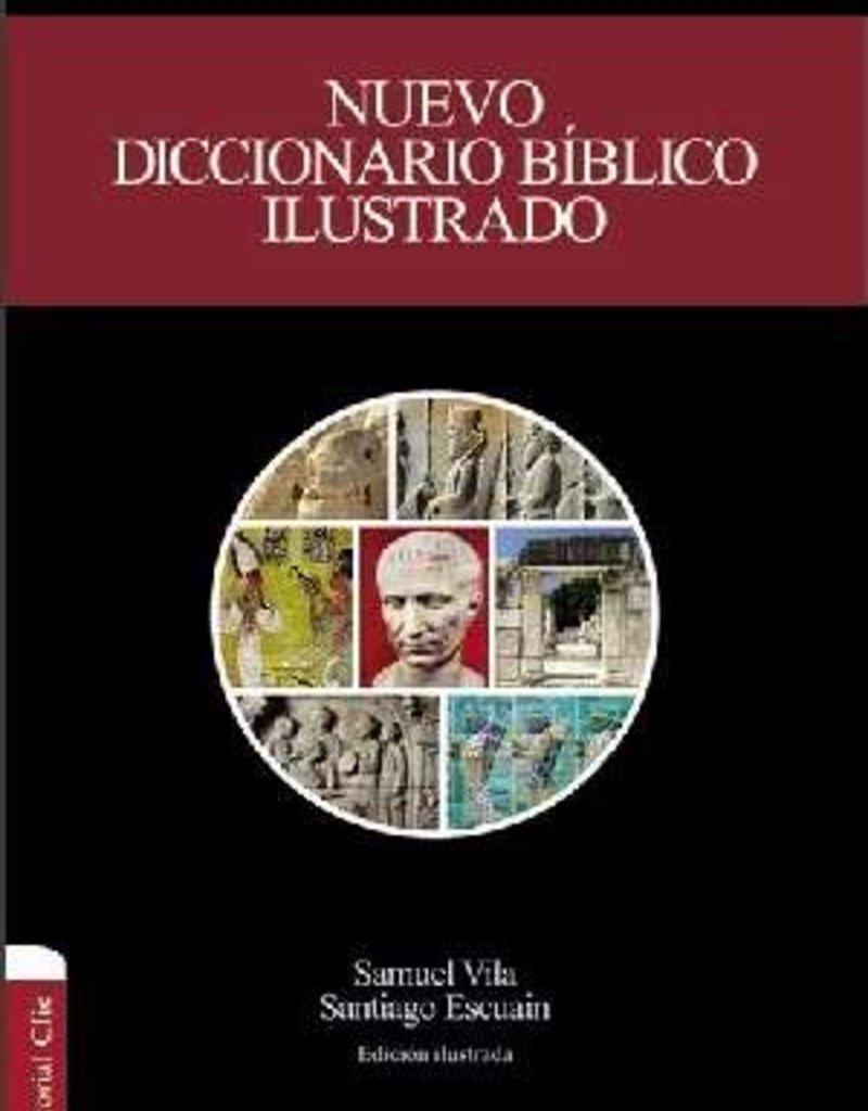 Editorial Clie Span-New Illustrated Bible Dictionary (Nuevo Diccionario Biblico Illustrado)
