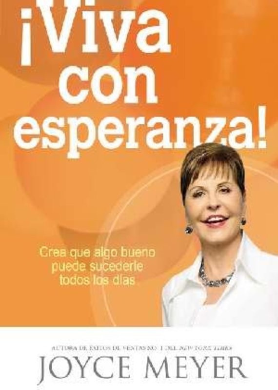 Faith Words Span-Get Your Hopes Up! (Viva Con Esperanza)