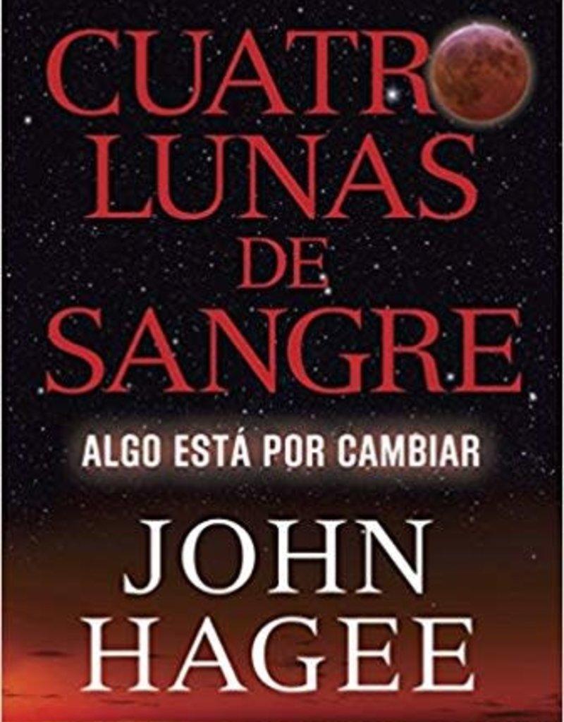 Worthy Latino Span Four Blood Moons Cuatro Lunas de Sangre