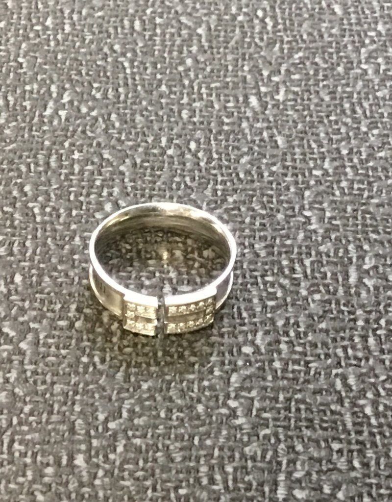 Ring - Canale - For I Know (Womens) - Sz 5