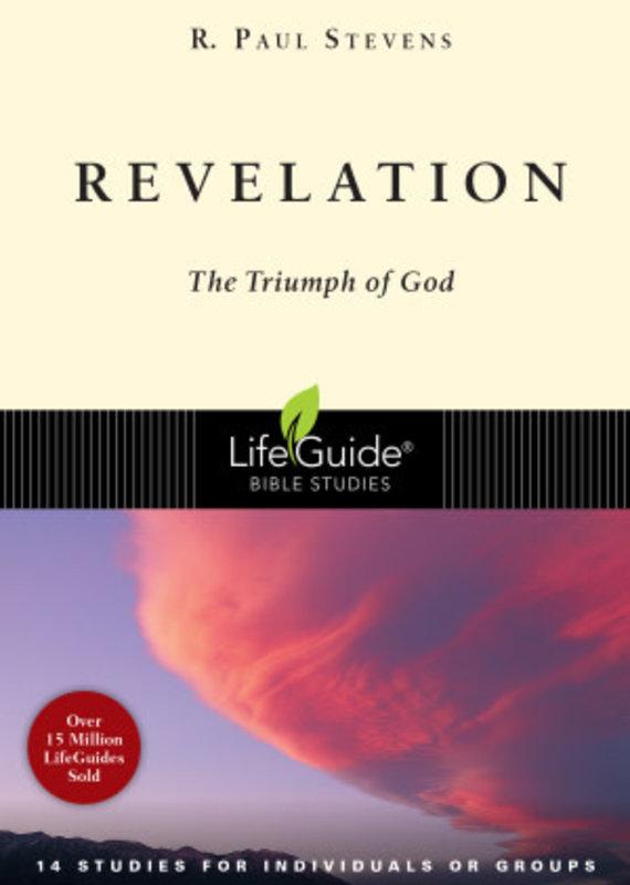 InterVarsity Press Revelation The Triumph of God (LifeGuide Bible Study)