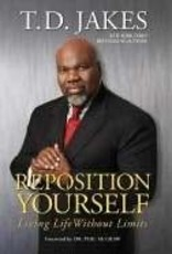 Howard Books Reposition Yourself - Living Life Without Limits