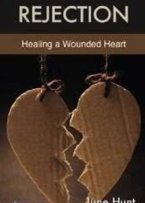 Hope For The Heart Rejection (Hope For The Heart) Healing A Wounded Heart