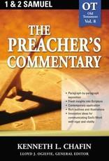 Preacher's Commentary Vol 8 1,2 Samuel
