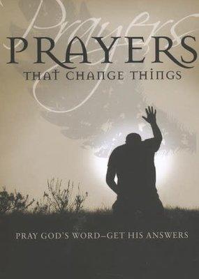 Bridge Logos Prayers That Change Things