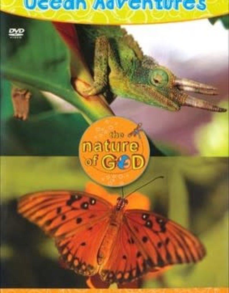 DVD-Ocean Adventures, Volume 3 (Winged Creatures, Waterfalls, and Wild Reptiles)