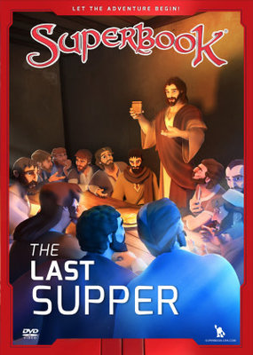 Charisma Media DVD - SuperBook The Last Supper