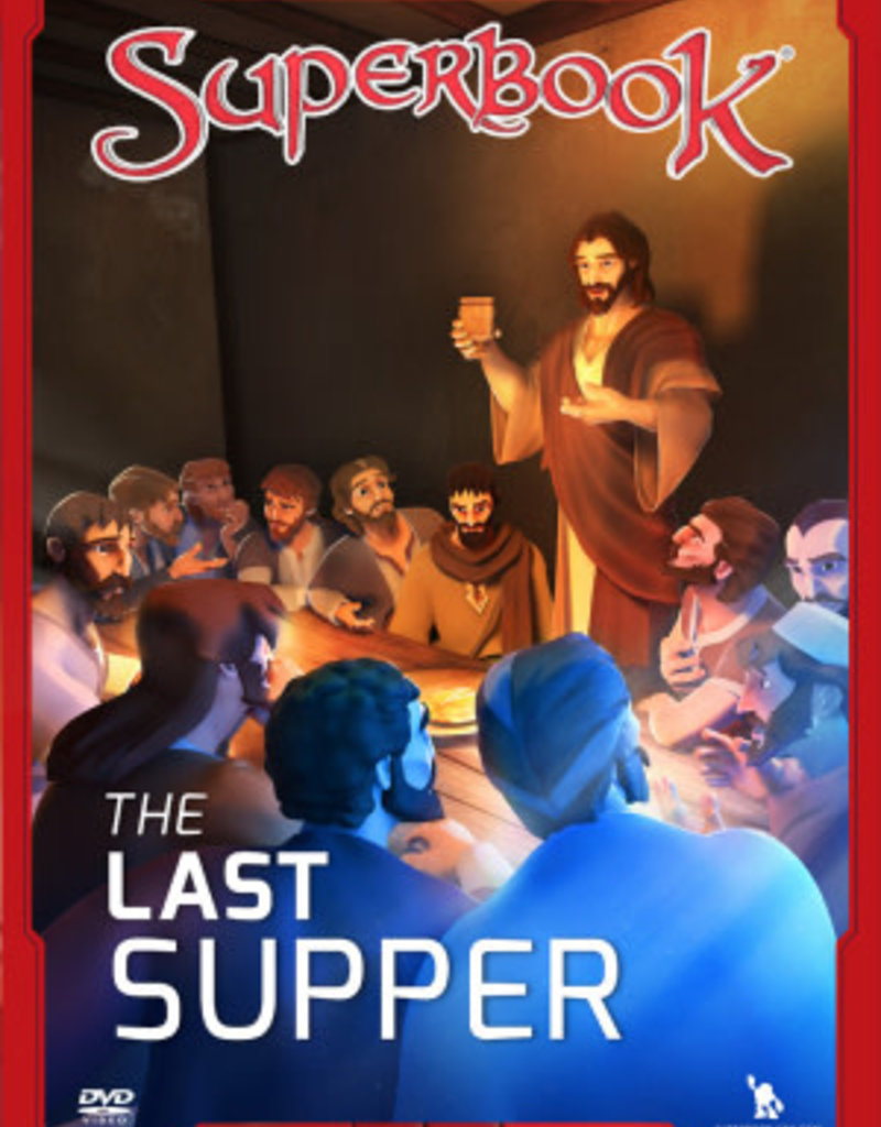 Charisma Media DVD - SuperBook The Last Supper