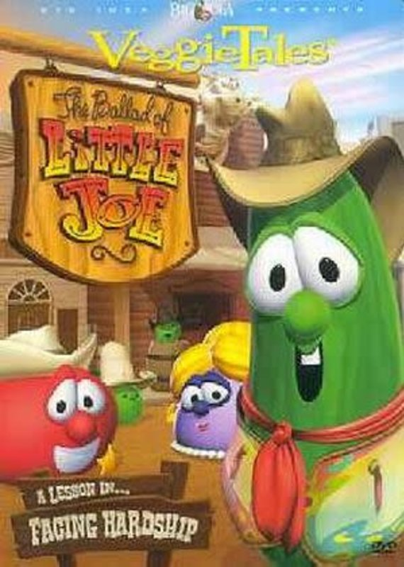 Big Idea VeggieTales Ballad of Little Joe