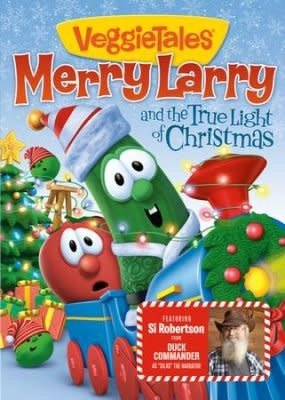 Big Idea DVD - Merry Larry and the Light of Christmas