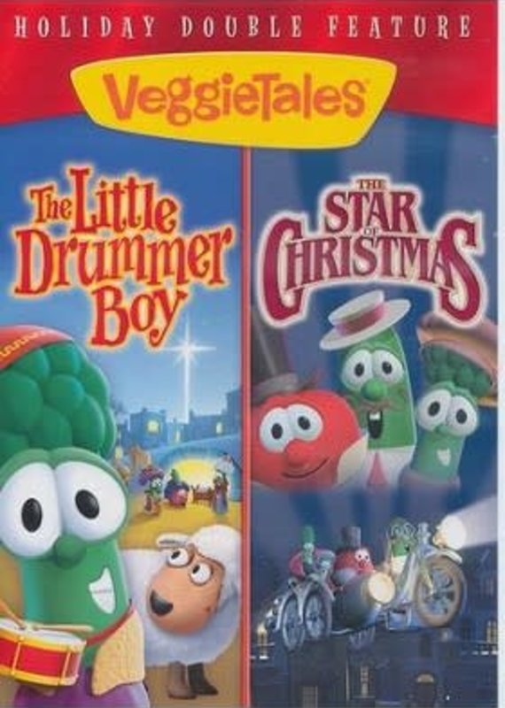Big Idea DVD VeggieTales Holiday Pack