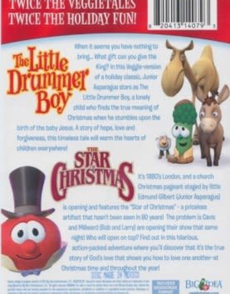 Big Idea DVD VeggieTales Holiday Pack