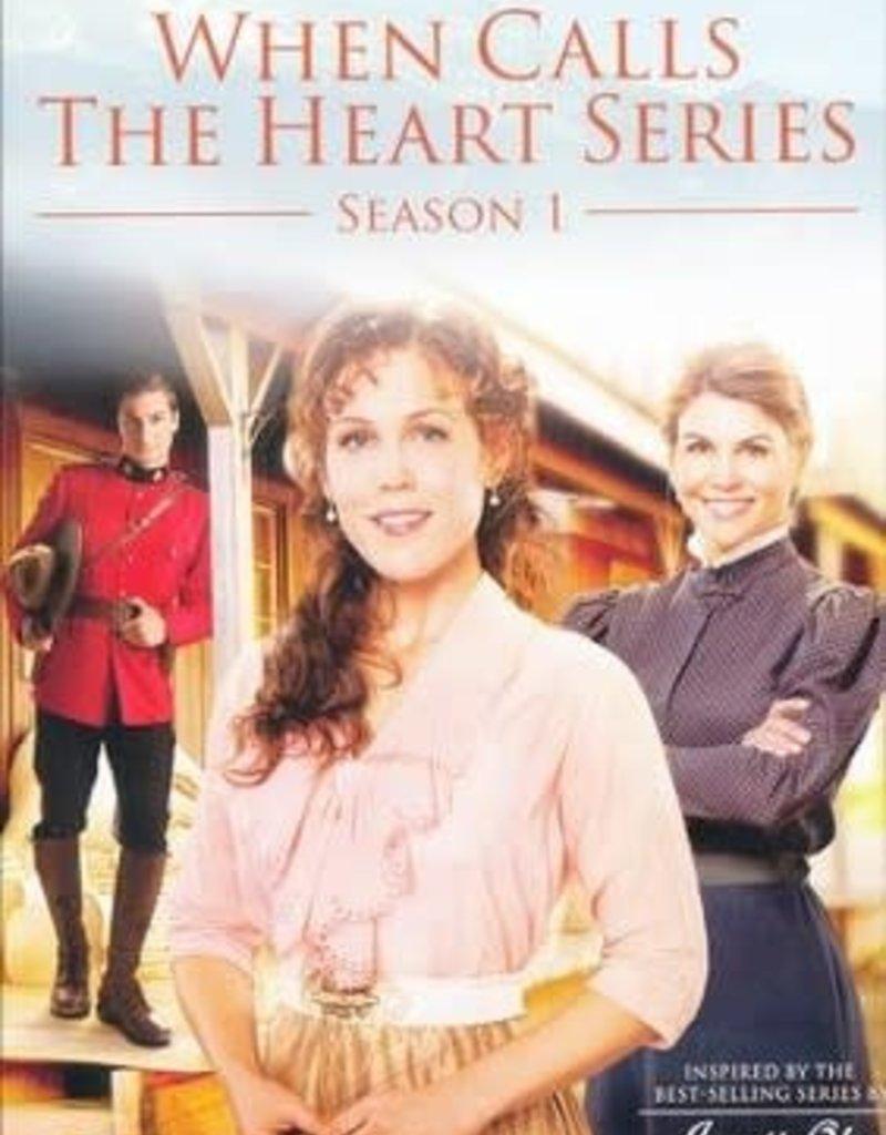 Word Entertainment DVD When Calls The Heart - Season 1 Episodes (3 DVD) 818728011457