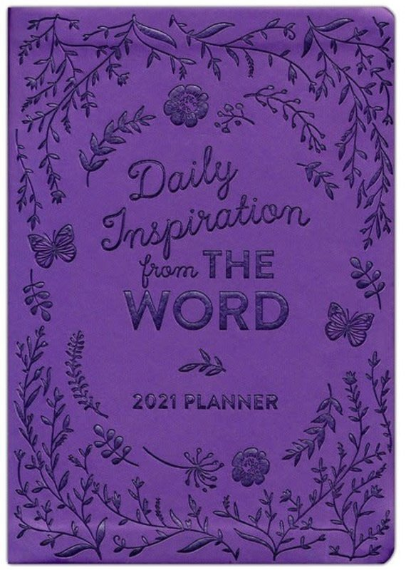 Barbour 2021 Planner Daily Inspiration from The Word