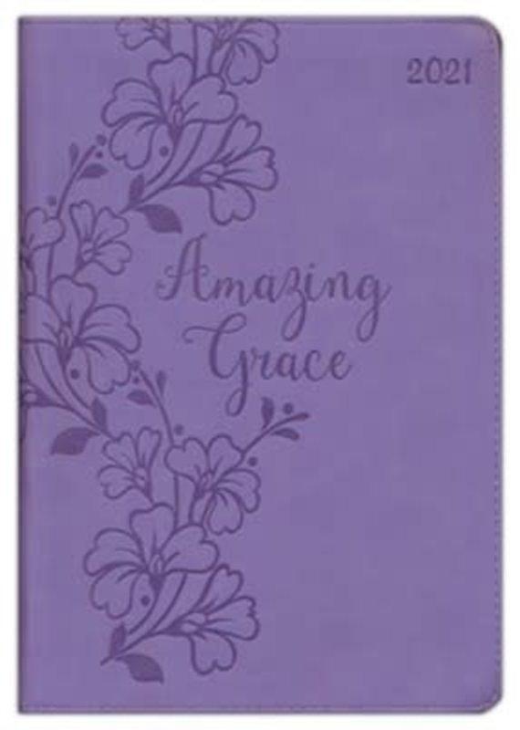 2021  Planner Amazing Grace