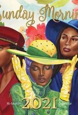 African American Expressions Calendar - 2021 Sunday Morning Wall Calendar