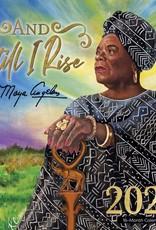 African American Expressions Calendar - 2021 And Still I Rise Wall Calendar