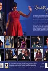 African American Expressions Calendar -2021 Michelle Obama Wall Calendar