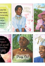 African American Expressions Boxed All Occasion Assortment Box 13 Maya Angelou