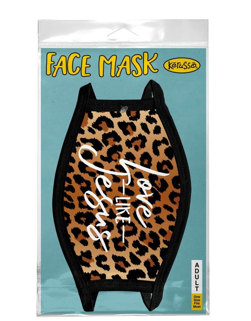 Face Mask -  Love Like Jesus