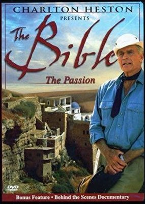 GT Media DVD - Charlton Heston Presents The Bible: The Passion