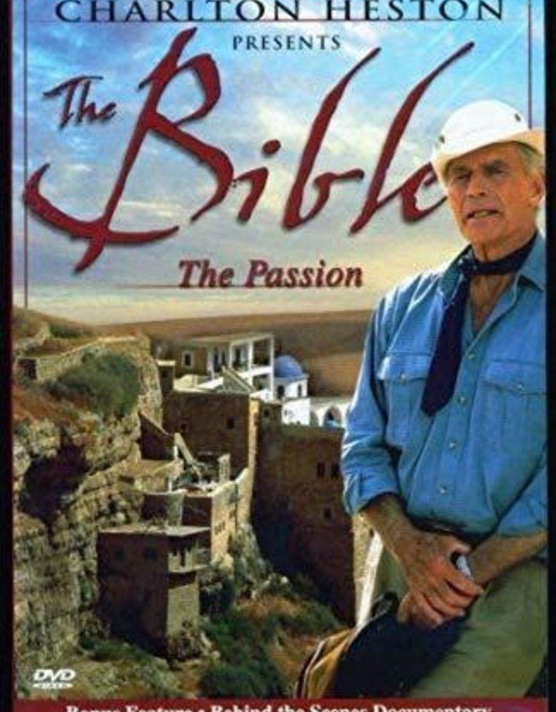 GT Media DVD - Charlton Heston Presents The Bible: The Passion