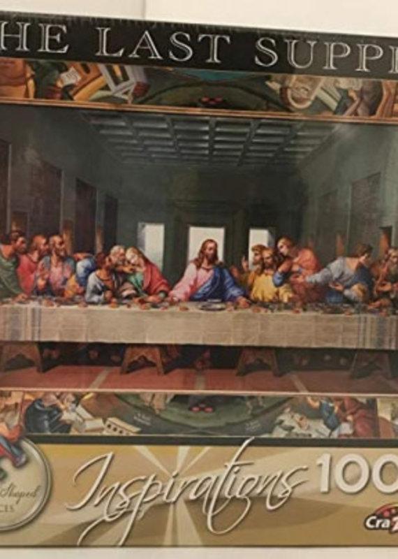 Puzzle: Last Supper, The 12.04 LaRose 1,000 PC