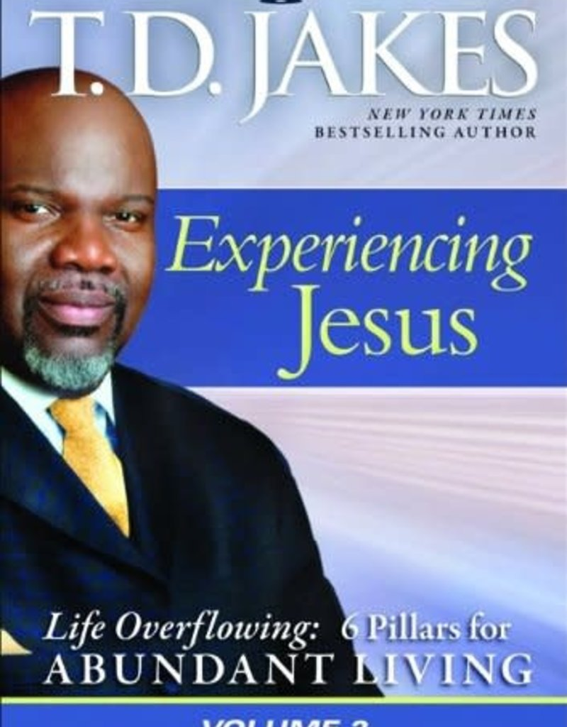 Bethany House DVD - (Life Overflowing: 6 Pillars for Abundant Living) Volume 2: Experiencing Jesus