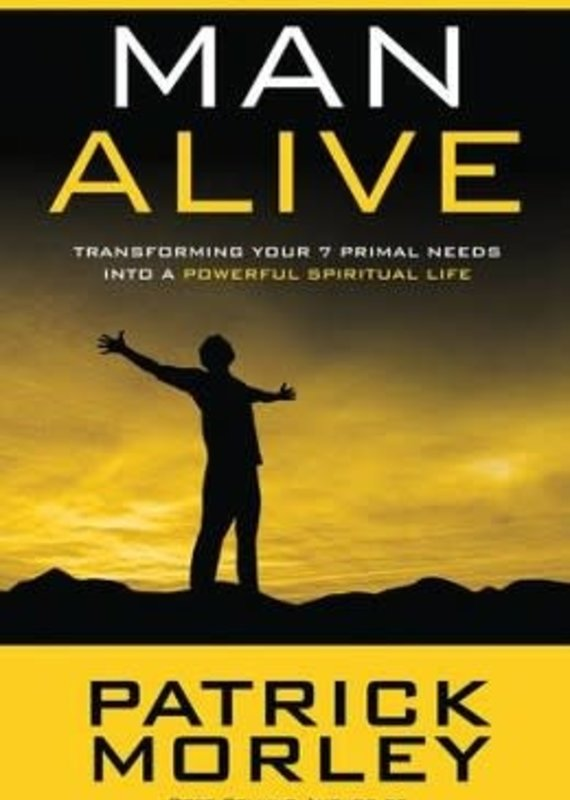 Multnomah DVD - Man Alive: Transforming Your Seven Primal Needs Into a Powerful Spiritual Life