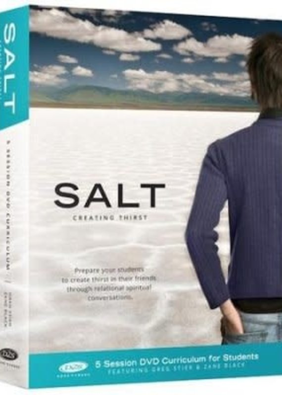 Dare 2 Share DVD - Salt: Creating Thirst Curriculum