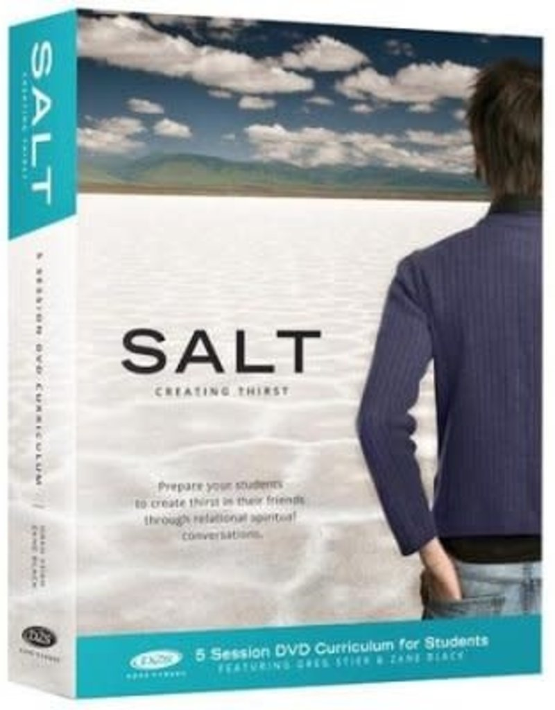 Dare 2 Share DVD - Salt: Creating Thirst Curriculum