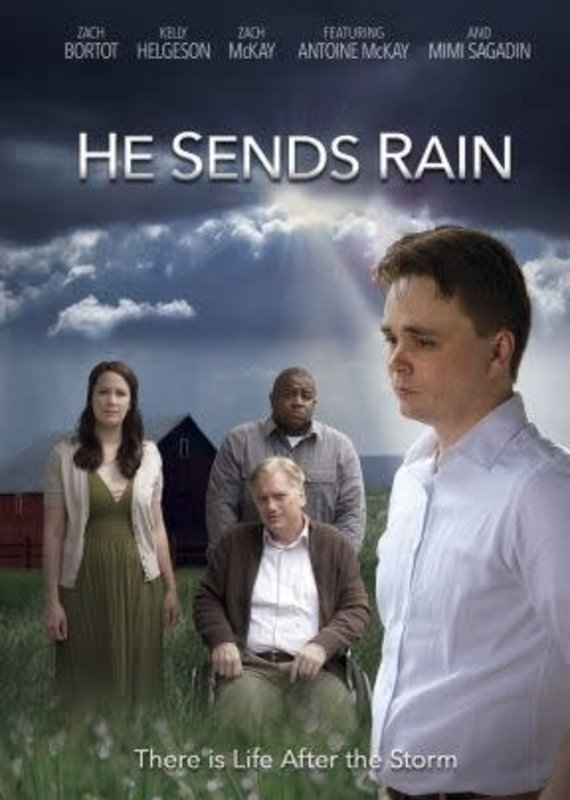 Vision Video DVD - He Sends Rain