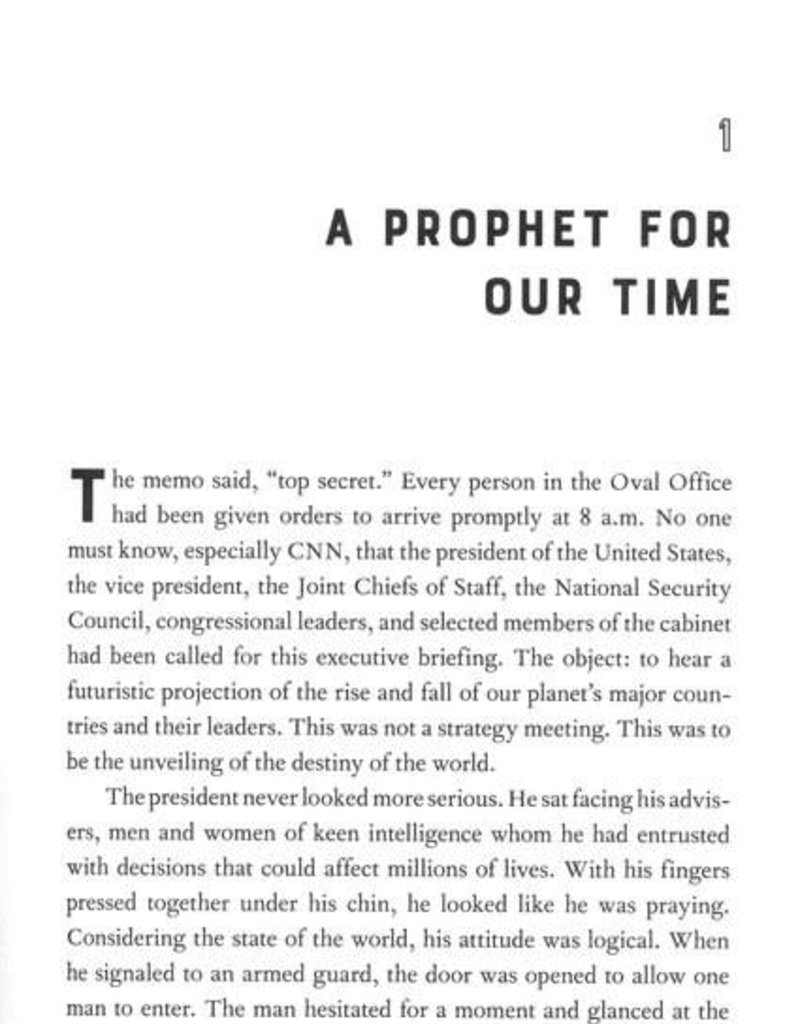 Nelson Books The Handwriting on the Wall: Secrets from the Prophecies of Daniel