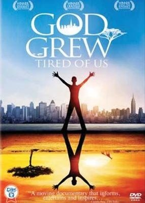 Vision Video DVD - God Grew Tired Of Us