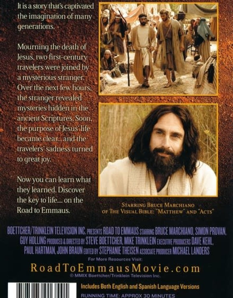 Vision Video DVD - Road To Emmaus: The Greatest Mystery Revealed
