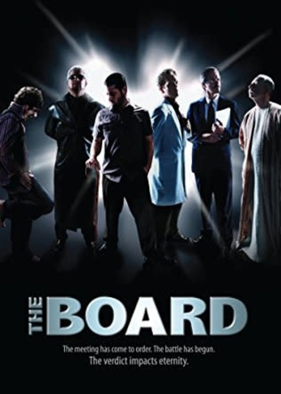 House of Grace Films. DVD - The Board