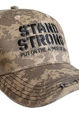Kerusso Kerusso® Christian Hat Stand Strong Armor of God