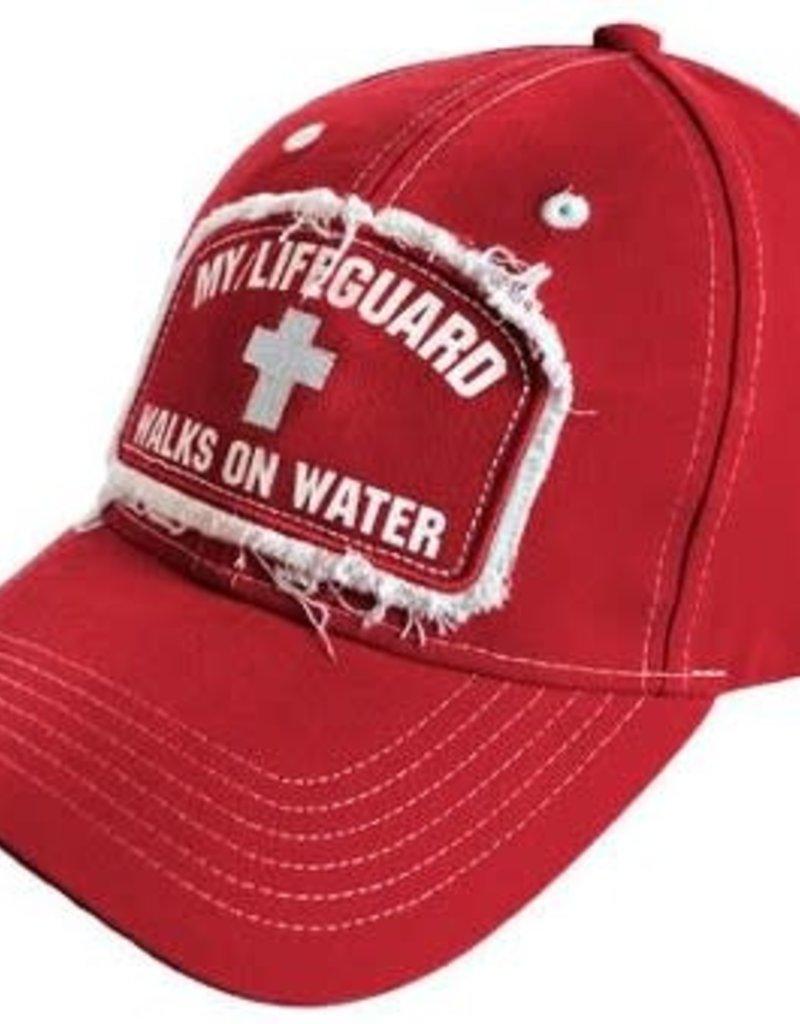 Kerusso Kerusso® Cap - My Lifeguard Walks On Water