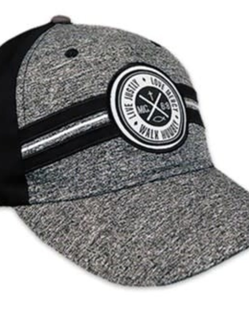 Kerusso Kerusso Mens Cap Live Justly Love Mercy