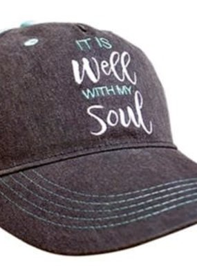 Kerusso Women's Hat It Is Well With My Soul
