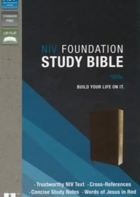 Zondervan NIV Foundations Study Bible