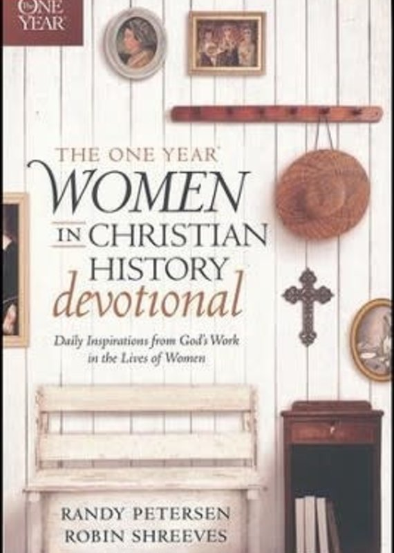 The One Year Women In History Devotional