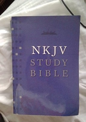 NKJV Study Bible, Second Edition