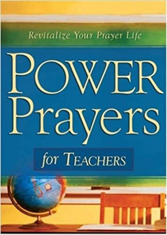 Power Prayers For Teachers