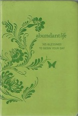 """Abundant Life Devotional """"365 Blessings to Begin Your Day"""